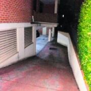 Indoor lot parking on Marsden St in Parramatta