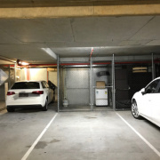 Garage storage on Queen Street in Brisbane City