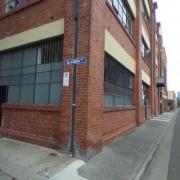 Indoor lot parking on Tanner Street in Richmond