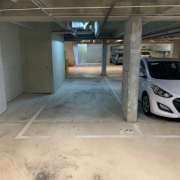 Garage parking on Robertson St in Fortitude Valley