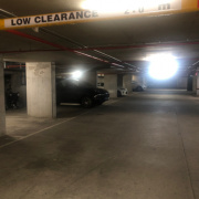 Garage parking on Queen St in Melbourne