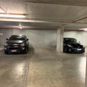 Indoor lot parking on Lonsdale St in Melbourne