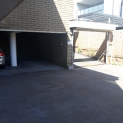 Garage parking on