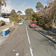 Outside parking on Morang Road in Hawthorn