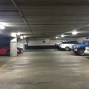 Indoor lot parking on Fitzroy Street in Saint Kilda