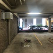 Undercover parking on Help St in Chatswood