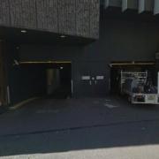 Indoor lot parking on Pelican Street in Darlinghurst New South Wales 2010