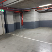 Indoor lot parking on Siddeley St in Docklands
