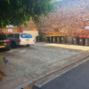 Outdoor lot parking on Marmion Street in Camperdown New South Wales 2050
