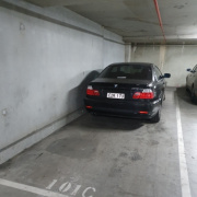 Indoor lot parking on State Route 20 in Southbank