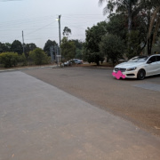 Outside parking on Wentworth Ave in Wentworthville