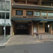 Indoor lot storage on Aird Street in Parramatta