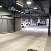 Garage parking on Beavers Rd in Northcote