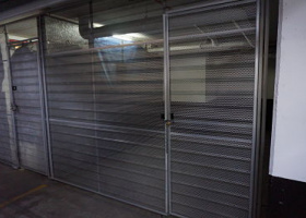 Large & Secured Storage Cage near Mascot Station.jpg