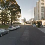 Indoor lot parking on Gauthorpe Street in 로즈 뉴사우스웨일스 주 오스트레일리아