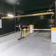 Indoor lot parking on City Road in 南岸 維多利亞省澳洲