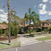 Undercover parking on Shaftsbury Road in 伊斯特伍德 新南威尔士州澳大利亚