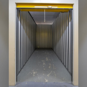 Storage Unit parking on