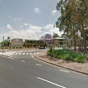 Indoor lot parking on Albert Street in North Parramatta 新南威尔士州澳大利亚