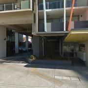 Undercover parking on Boundary Street in 사우스 브리즈번 퀸즐랜드 주 오스트레일리아