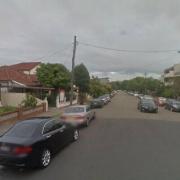 Undercover parking on John St in 리드콤 뉴사우스웨일스 주 오스트레일리아