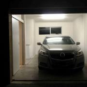 Garage parking on Park Lane in Adelaide South Australia Australia