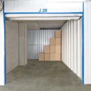 Storage Room parking on