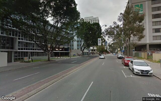 Space Photo: Adelaide Terrace  East Perth WA  Australia, 59106, 33248