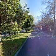 Outdoor lot parking on Albert Street in East Melbourne