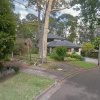 Driveway parking on Alder Avenue in Lane Cove West