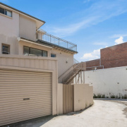 Garage storage on Alfreda Street in Coogee