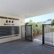 Indoor lot parking on Allengrove Cres in North Ryde