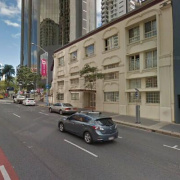 Undercover parking on Ann Street in Brisbane City