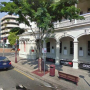 Garage parking on Ann Street in Fortitude Valley