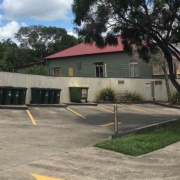 Outdoor lot parking on Annerley Rd in Dutton Park