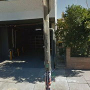 Garage parking on Anzac Parade in Kensington