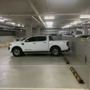 Indoor lot parking on Archibald Avenue in Waterloo New South Wales 2017
