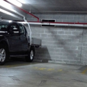 Undercover parking on Arncliffe Street in Wolli Creek