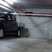 Undercover parking on Arncliffe Street in Wolli Creek