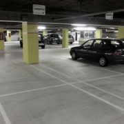 Indoor lot parking on Arncliffe Street in Wolli Creek