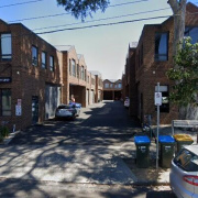 Driveway parking on Ascot Vale Road in Flemington