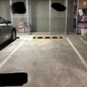 Indoor lot storage on