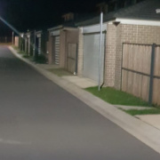 Garage storage on Ballymore Avenue in Kellyville