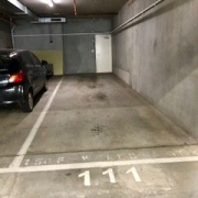 Indoor lot parking on Bank Street in South Melbourne