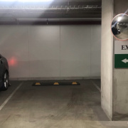 Indoor lot parking on Barrack Square in Perth Western Australia 6000