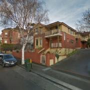 Outdoor lot parking on Bathurst Street in Hobart Tasmania 7000