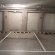 Indoor lot parking on Batman Street in West Melbourne