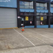 Outdoor lot parking on Baxter Street in Fortitude Valley Queensland 4006