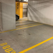 Indoor lot parking on Bay Street in Ultimo