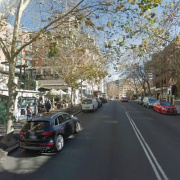 Undercover parking on Bayswater Rd in Potts Point